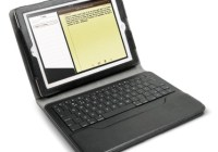 iLuv iCK826 Professional iPad 2 Case with Detachable Bluetooth Keyboard