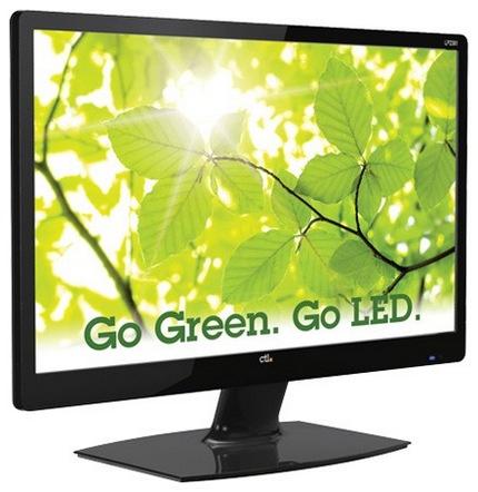CTL LP2151, LP2361 and LP2701 Full HD LED-Backlit LCD Monitors