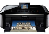 Canon PIXMA MG5320 Wireless Photo All-In-One Printer