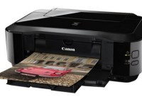 Canon PIXMA iP4950 Photo Printer