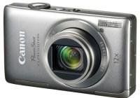Canon PowerShot ELPH 510 HS 12x zoom compact digital camera silver