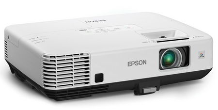 Epson VS410 Affordable Ultra-Bright Projector for Small Businesses