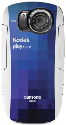 Kodak PLAYSPORT Zx5 BURTON Edition Video Camera