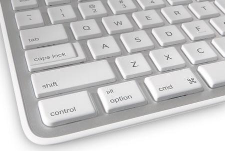 Logitech Wireless Solar Keyboard K750 for Mac 1