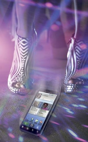 Motorola DEFY+ Rugged Android Smartphone dance floor