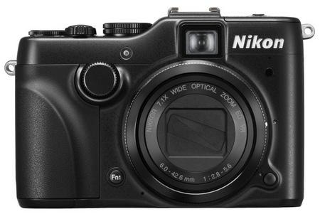 Nikon CoolPix P7100 Prosumer Digital Camera front