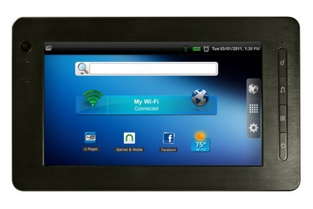 Pandigital Star Android Tablet