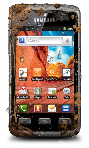 Samsung Galaxy XCover Rugged Android Smartphone