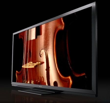 Sharp Elite LED LCD HDTVs right