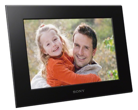 Sony S-Frame Gift Series DPF-C1000 digital photo frame