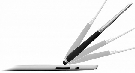 Ten One Design Pogo Sketch Pro Capacitive Touchscreen Stylus all angle