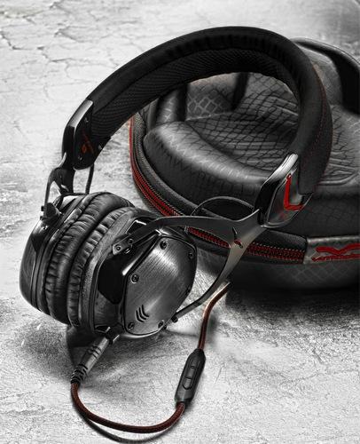 V-Moda Crossfade M-80 Metal On-ear Headphones 1
