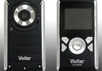 Vivitar DVR690HD Waterproof HD Camcorder