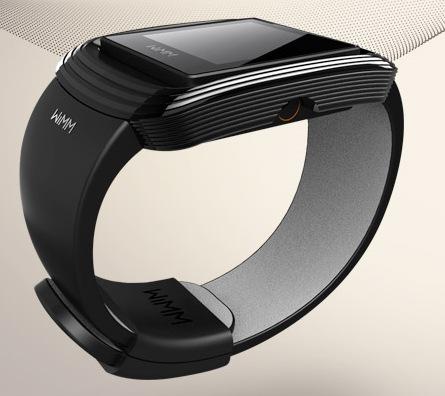 WIMM Wearable Platform Concept Contour Watch Concept