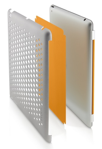 Belkin Emerge 024 Smart Cover-compatible Cases for iPad 2
