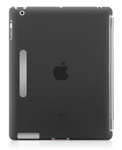 Belkin Snap Shield Secure Smart Cover-compatible Cases for iPad 2