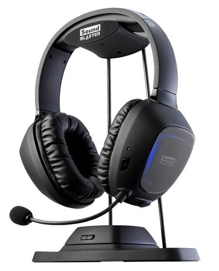 Creative Sound Blaster Tactic3D Wrath Wireless Headset Descargar Controlador