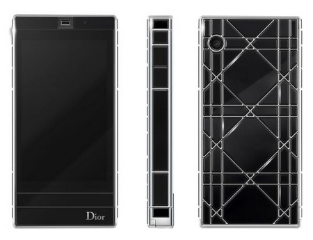 Dior Phone Touch Luxury Android Phone 2