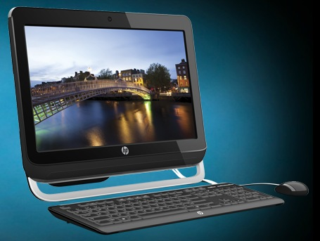 HP Omni 120 All-in-one PC