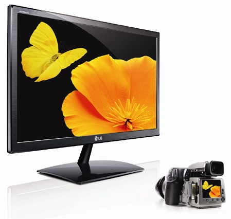 LG IPS235V, IPS225V, IPS235T and IPS225T IPS LCD Monitors