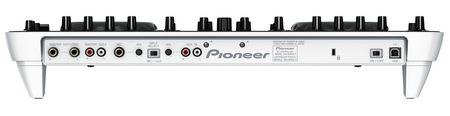 Pioneer DDJ-ERGO-V DJ Controller back