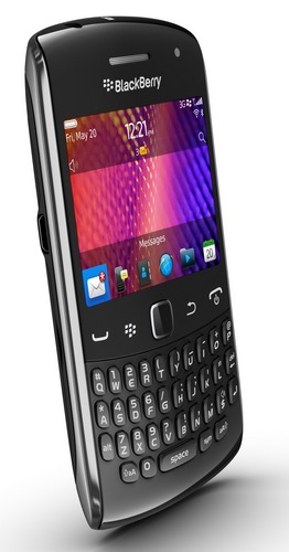 RIM BlackBerry Curve 9350, 9360 and 9370 Smartphones with BlackBerry 7 OS 1