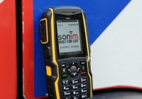 Sonim XP3300 Force is officially the World's Toughest Phone 1