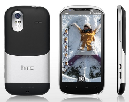 T-Mobile HTC Amaze 4G Android Smartphone does 1080p Full HD Video Recording black