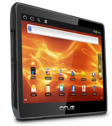 Velocity Micro Cruz T410 Android Tablet