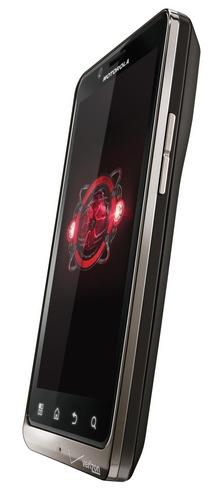 Verizon Motorola DROID BIONIC Released angle