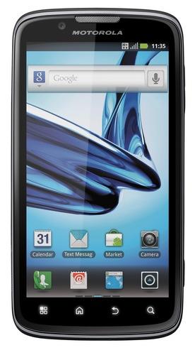 AT&T Motorola ATRIX 2 4.3-inch Dual-core Android Smartphone