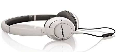 Bose OE2 and OE2i On-ear Headphones white