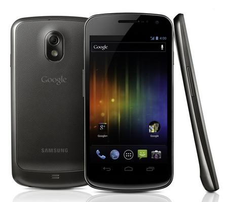 Google Samsung Galaxy Nexus Android 4.0 Smartphone