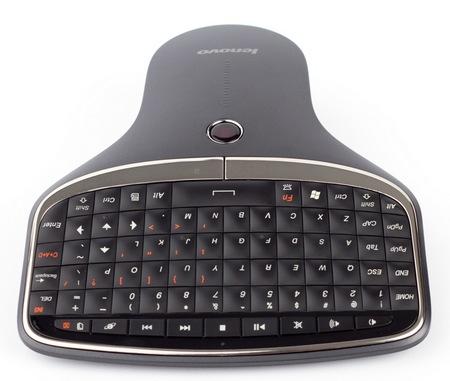 Lenovo N5902 Multimedia Remote with Backlit Keyboard 1