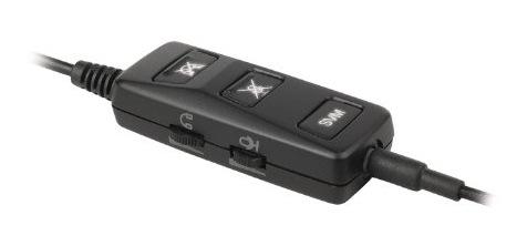 Mad Catz Tritton Detonator Stereo Headset for XBox 360 remote control