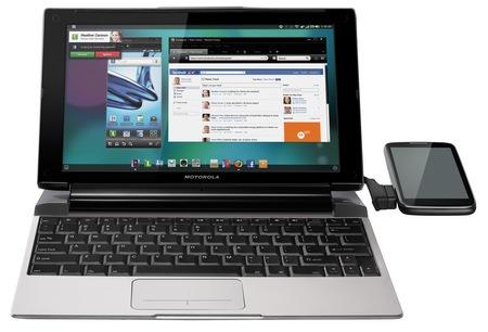 Motorola LAPDOCK 100 Transforms ATRIX 2 and PHOTON 4G into a Netbook 3
