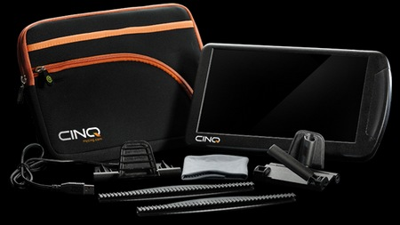 Sideline CINQ Portable Laptop Monitor items included