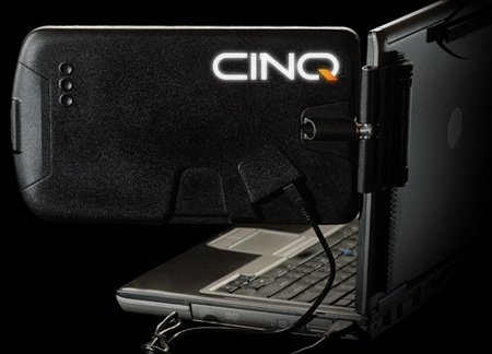 Sideline CINQ Portable Laptop Monitor