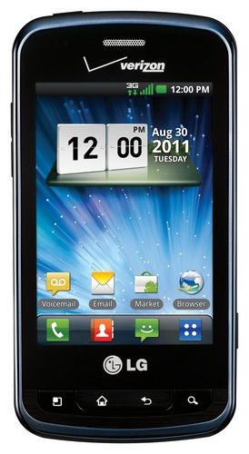 Verizon LG Enlighten Android Phone with Sliding QWERTY Keyboard 2