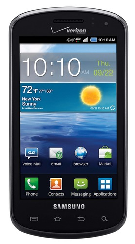 Verizon Samsung Stratosphere LTE Android Smartphone with QWERTY Keyboard 1