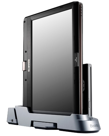 Gigabyte Booktop T1132N Tablet PC
