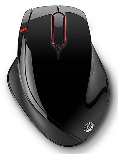 HP X7000 WiFi Touch Mouse with Facebook Button 1