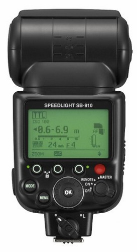 Nikon Speedlight SB-910 DSLR Flash