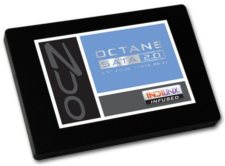 OCZ Octane-S2 Series SSD with Indilinx Everest Controller