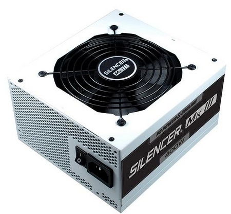 OCZ Silencer Mk III Series Power Supply