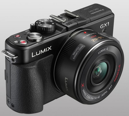 Panasonic LUMIX DMC-GX1 Micro Four Thirds Camera 1