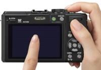 Panasonic LUMIX DMC-GX1 Micro Four Thirds Camera touch
