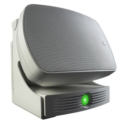 Russound AirGo Outdoor Sound Station with AirPort Express Dock