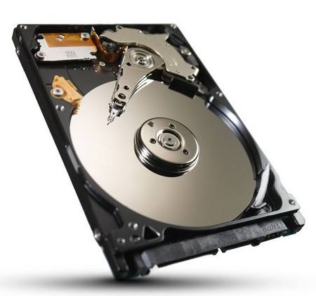 Seagate Momentus XT 750GB Solid State Hybrid Drive 1