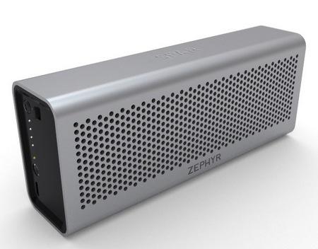 Spar Zephyr 550 Bluetooth speaker mobile charger speakerphone